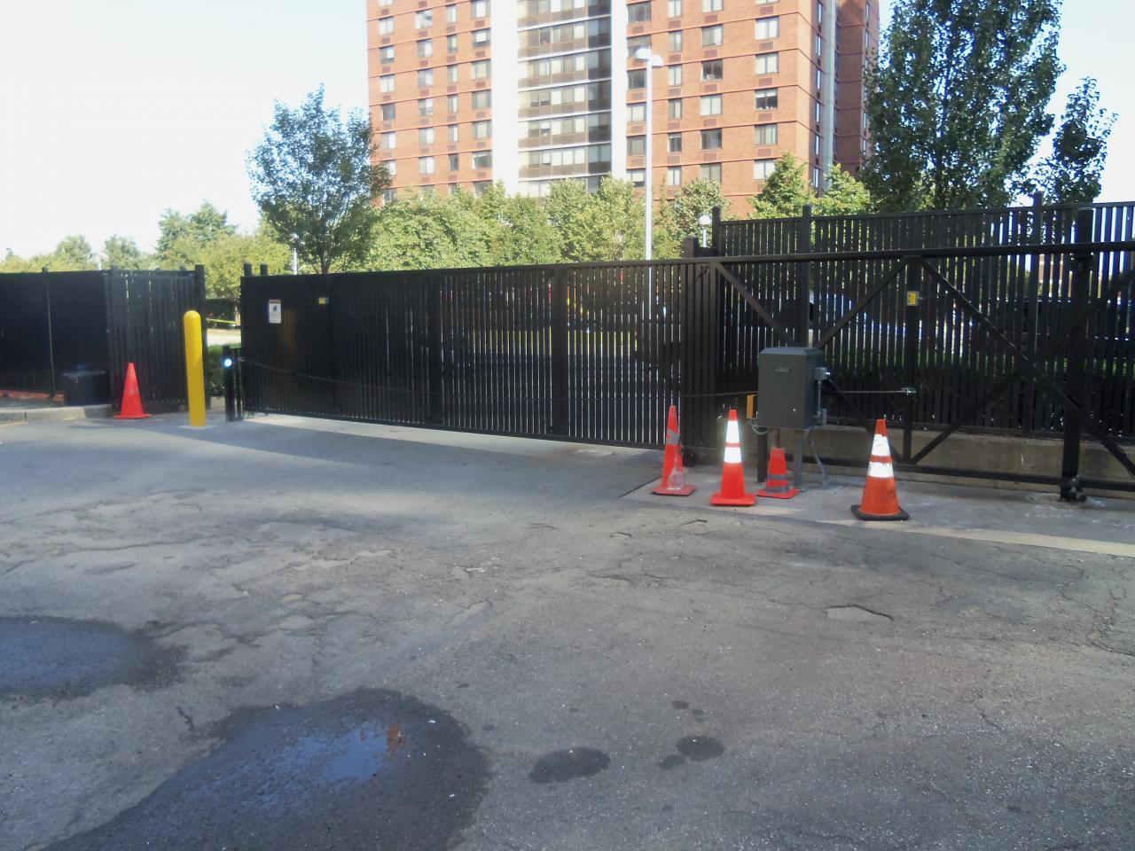 Aaa Fence Distributors Motorized Gates Amp Access Control